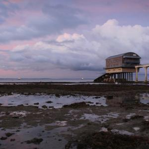 The Lifeboat House Panorama