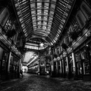 Leadenhall Market (London, UK)