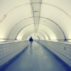 Space-Age (Bank Tube Station)